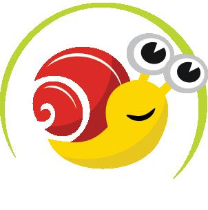 Przedszkole ślimaczek logo